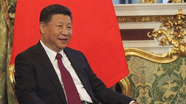 Orta dünyayı uyandıran adam Şi Cinping