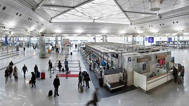 Havalimanında akıllara durgunluk veren insan kaçakçılığı