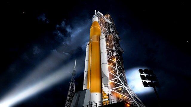 NASA, geri dönüştürülmüş roket ve kapsülü aynı anda kullandı