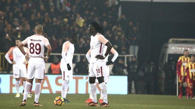 Galatasaray liderliği kaybetti!