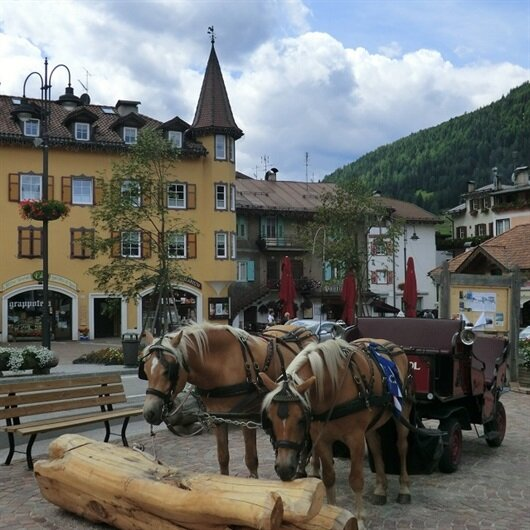 İtalya'da Türklerin yaşamadığı Türk köyü: Moena