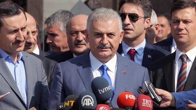 Başbakan Yıldırım'dan AYM'nin kararı için ilk açıklama
