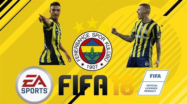 FIFA 18'deki değişikliklerden en çok Fenerbahçe etkilendi