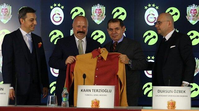 Galatasaray ile Turkcell iş birliği anlaşması imzaladı