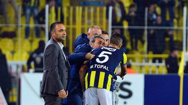Aykut Kocaman'dan flaş Mehmet Topal kararı