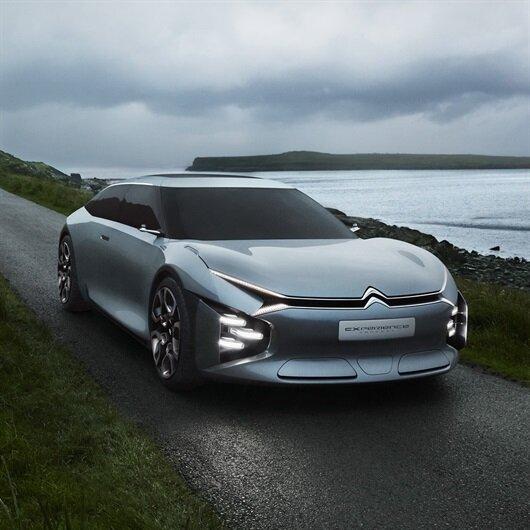 Citroen C5'in yerine yeni sedan otomobil geliyor