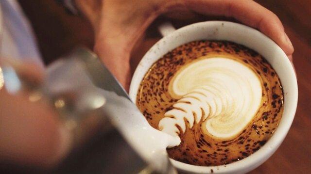 Havalı kahvelerin içeriği ve tarihi