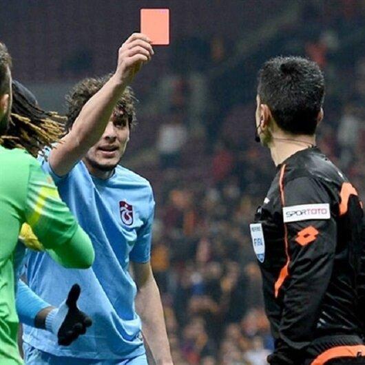 Salih Dursun'un 'kırmızı kart' gösterdiği hakem hakkında flaş karar