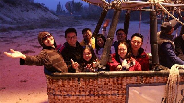 Türkiye, bu yıl daha fazla Çinli turist bekliyor