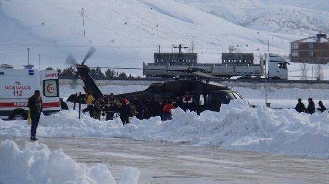 Bitlis'ten acı haber: 5 asker şehit, 12 asker yaralı