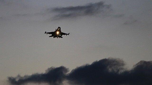 Zeytin Dalı Harekatına katılan 72 uçağın sırrı