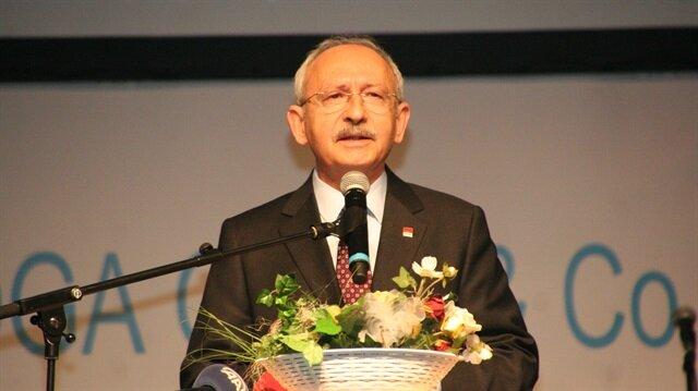 CHP Genel Başkanı Kemal Kılıçdaroğlu'ndan 'Zeytin Dalı Harekatı' açıklaması