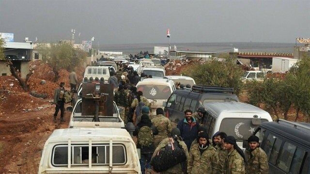 Afrin'de geniş çaplı operasyon başladı