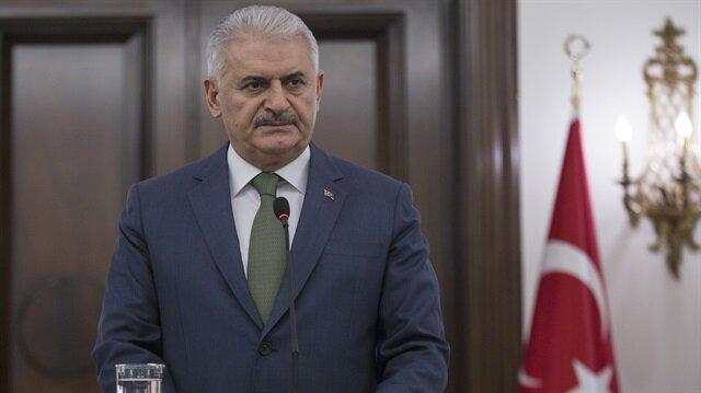 Başbakan Yıldırım: Kara harekatı 11.05'te başladı