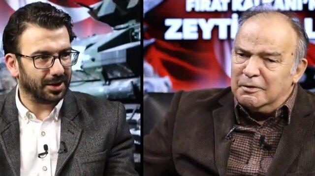 Avni Özgürel ile Afrin özel yayını GZT'de