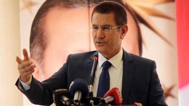 Hükümetten Meclis'e Afrin brifingi