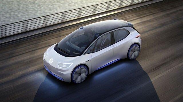 Volkswagen'in elektrikli hatchback otomobili için üretim tarihi belli oldu
