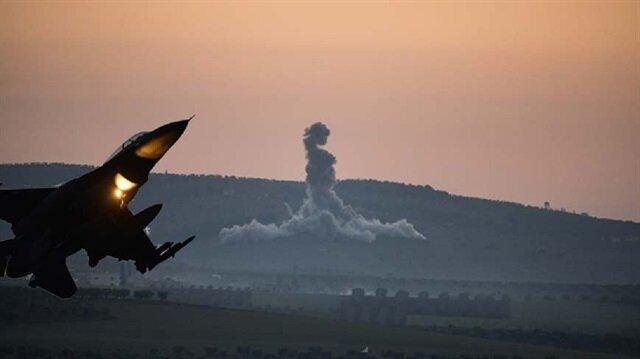 Türk pilot inanılmazı başardı: Yere 20 metre kadar yaklaşarak hedefi imha etti