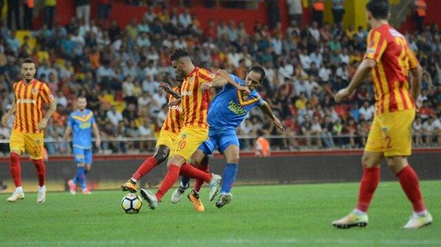 Süper Lig'in deplasman takımları: Göztepe ve Kayserispor