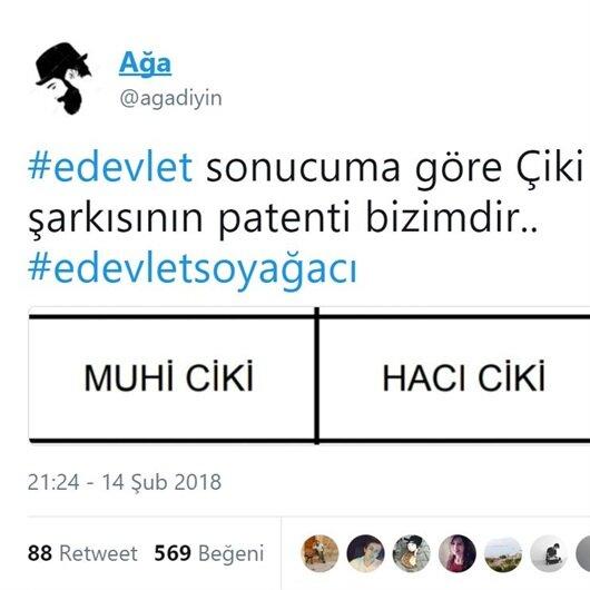 e-Devlet soy ağacı sonuçlarına bakanların attığı en eğlenceli tweetler