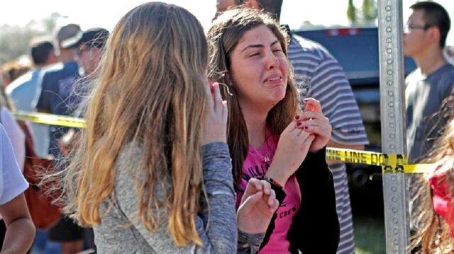 ABD'de bir liseye silahlı saldırı: Ölü ve yaralılar var