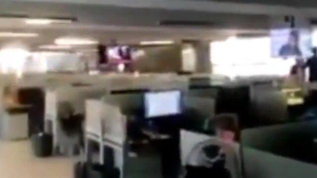 Meksikada meydana gelen büyük deprem
