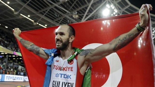 Milli atlet en büyük hayalini açıkladı
