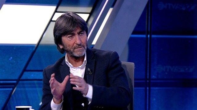 Rıdvan Dilmen, Aykut Kocaman'ı eleştirdi