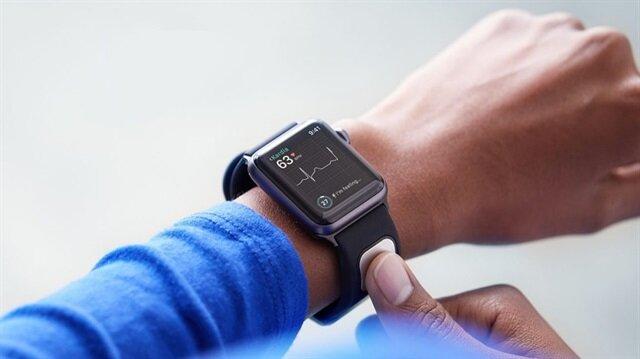 Apple Watch hayat kurtardı!