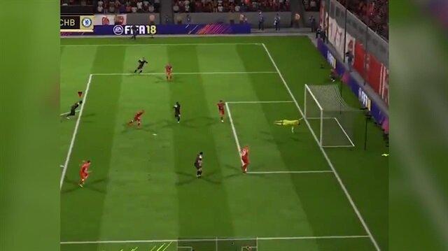 FIFA18'de haftanın en iyi golleri!