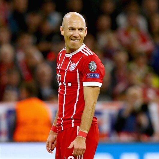 Robben'in Beşiktaş sözleri, Beşiktaş taraftarını çıldırttı!
