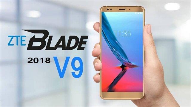 MWC 2018: ZTE Blade V9 görücüye çıktı