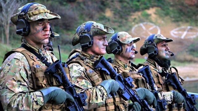 Ortadoğu'nun en güçlü ordusu: Türk Silahlı Kuvvetleri
