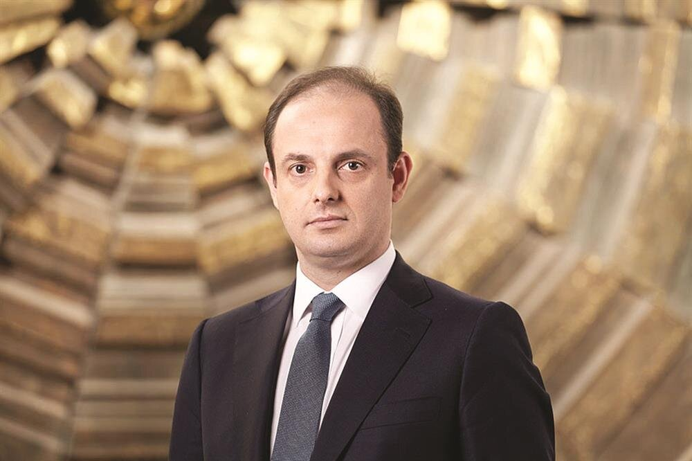 Merkez Bankası Başkanı Murat Çetinkaya