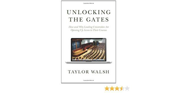 Unlocking the Gates, by Taylor Walsh