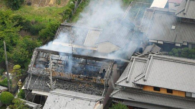 Japonya'da deprem: 3 ölü 200'den fazla yaralı var