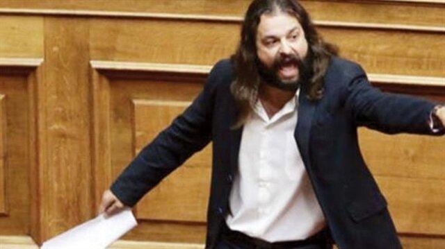 Yunanistan'da darbe çağrısı yapan vekil gözaltına alındı