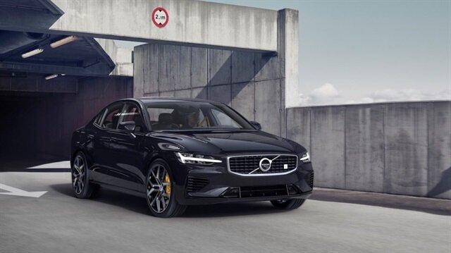 2019 model Volvo S60 ilk kez görüldü!