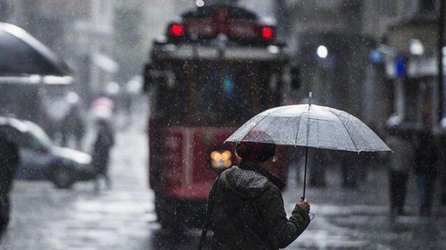Meteoroloji'den Ankara, İstanbul ve 14 il için son dakika hava durumu uyarısı
