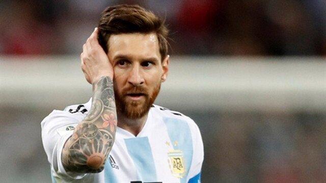 Arjantin - Hırvatistan maçının kırılma anı
