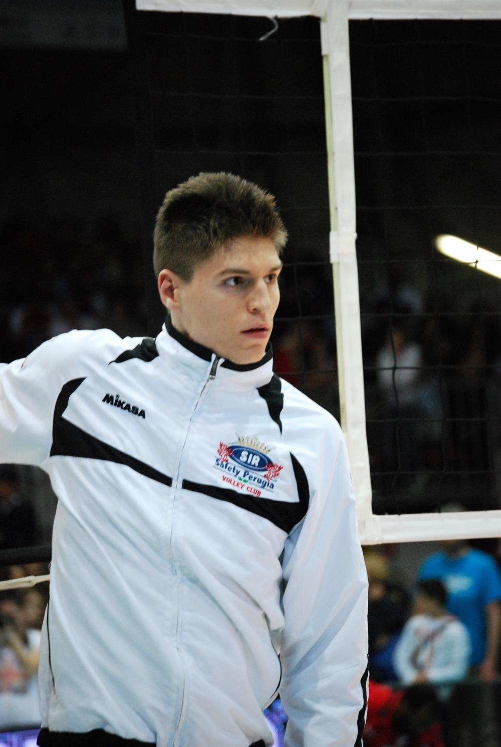 Konstantin Cupkovic yetenekleriyle dikkat çeken bir sporcu.