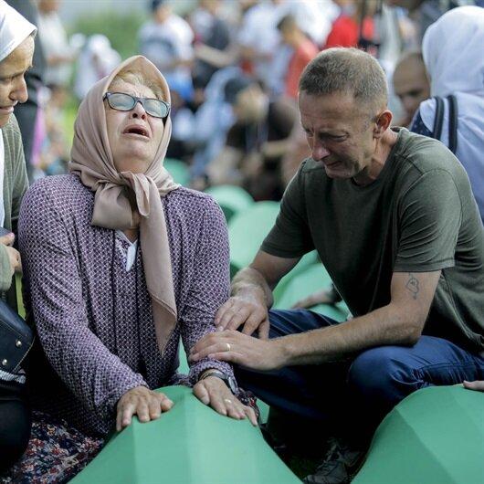 35 Srebrenitsa kurbanı toprağa verildi