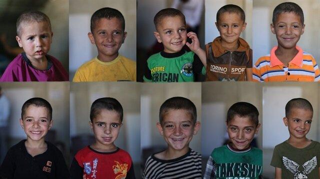 Bu yüzlerin gülme sebebini duyunca gözyaşlarınıza hakim olamayabilirsiniz!