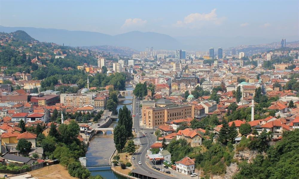 Saraybosna'da belgesel çekmek, hepimizin ortak rüyasıydı.