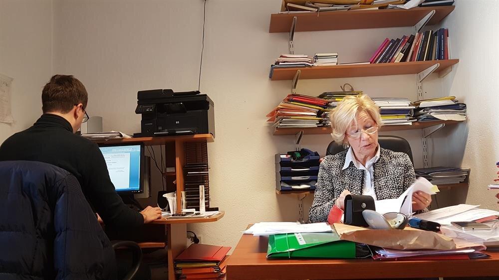 Avukatım Suada Halilagic, davanın başından beri benimle yakından ilgilendi ve süreci titizlikle takip etti.
