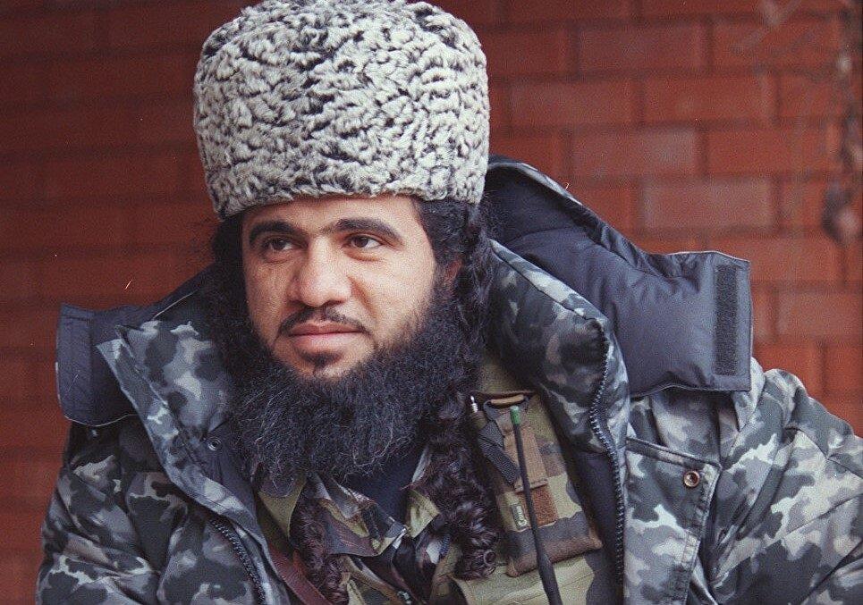 El Ensar grubu genel komutanı Emir Hattab.