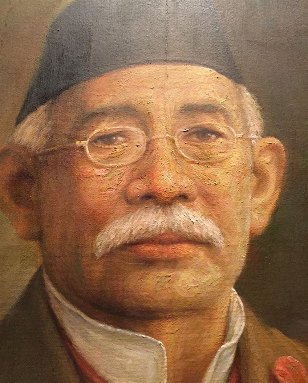 Dato Onn Jaafar'ın babası Datuk Jaafar Hac Muhammed, Türk asıllı Hanım Rukiye ile evlenmişti.