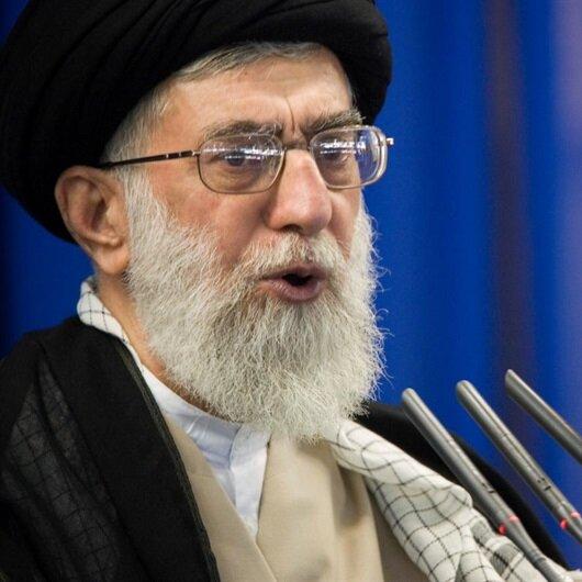 Hamaney'den Ruhani hükümetine suçlama
