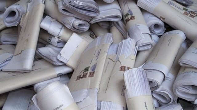 14 yıl içinde 6 bin mektubu dağıtmayan postacı açığa alındı: Kimse şikayetçi olmamış