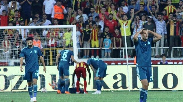 Fenerbahçe, Malatya deplasmanında ağır yaralı